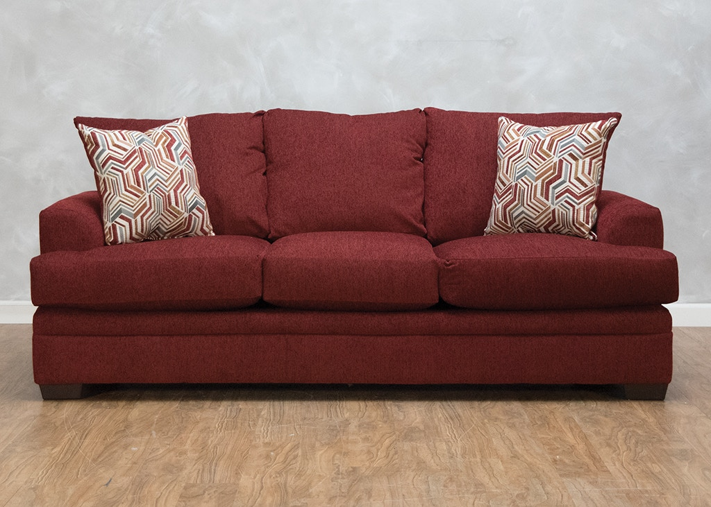 Republic Living Room Griffin II Sofa   Currant 556454   Kittleu0027s Furniture    Indiana