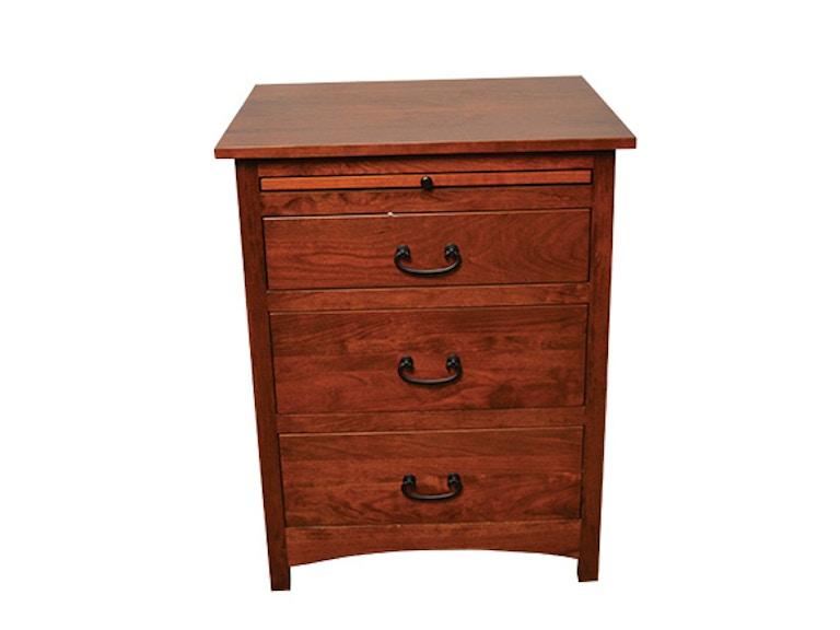 Daniel S Amish Bedroom Amish Treasure Nightstand 487892 Kittle S Furniture Indiana