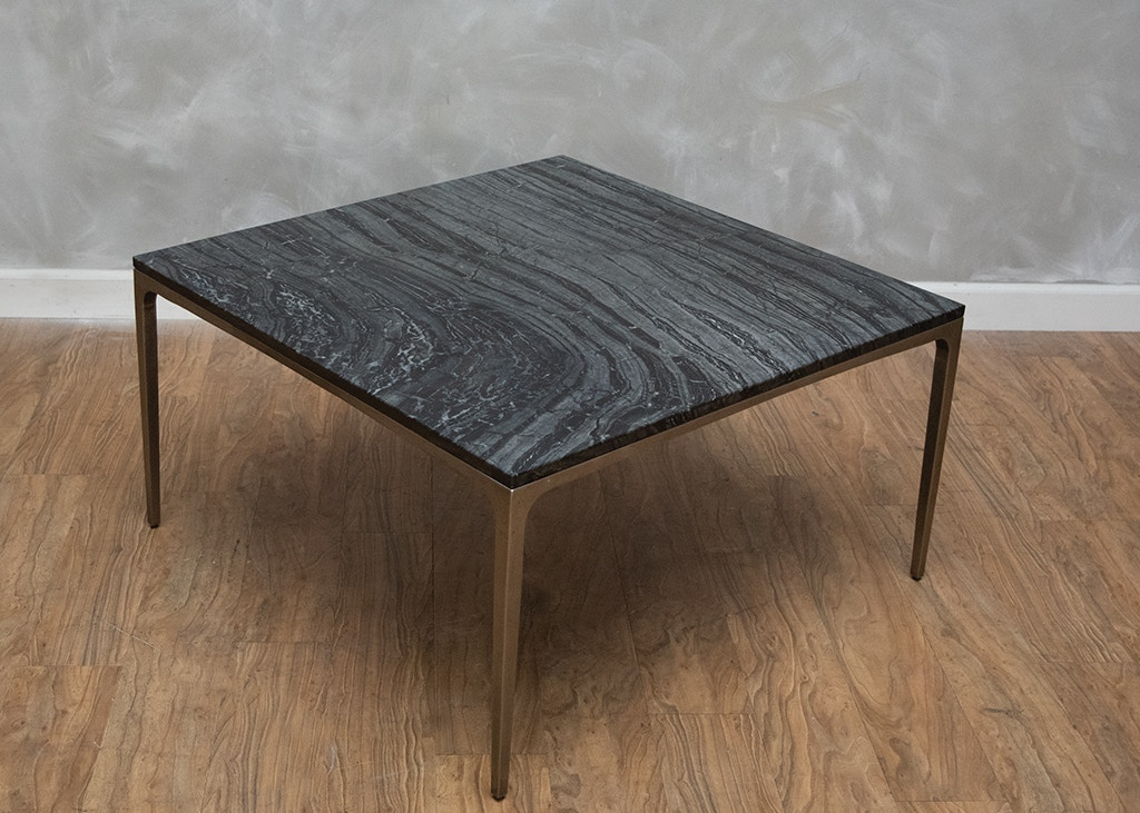 Pleasant Strata Marble Cocktail Table Ncnpc Chair Design For Home Ncnpcorg