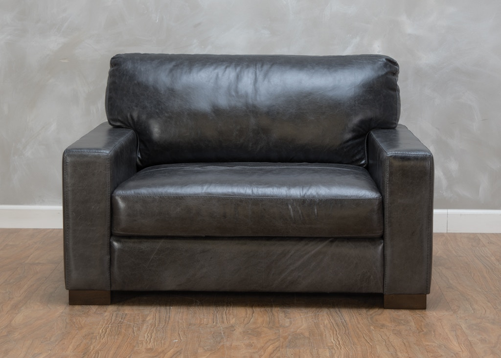Bella Casa Ravel Leather Maxi Chair 555661