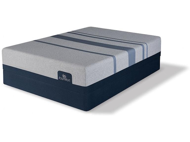 Icomfort By Serta Blue 1000 Cushion Firm Queen Mattress Set