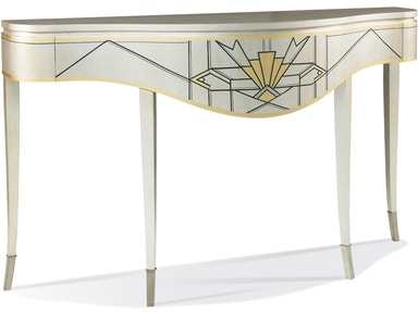 Hickory White Living Room Console Table 546368 Kittle S