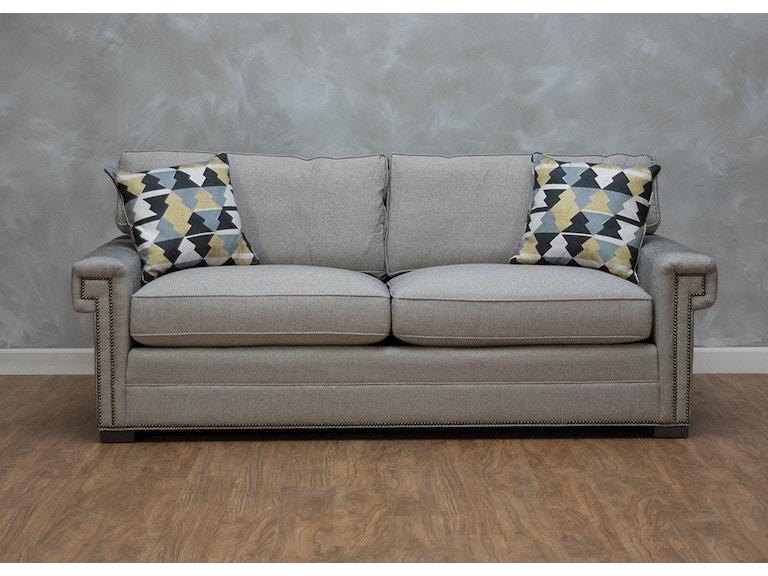 Vanguard Furniture Living Room Davidson Sofa 560425 Kittle S