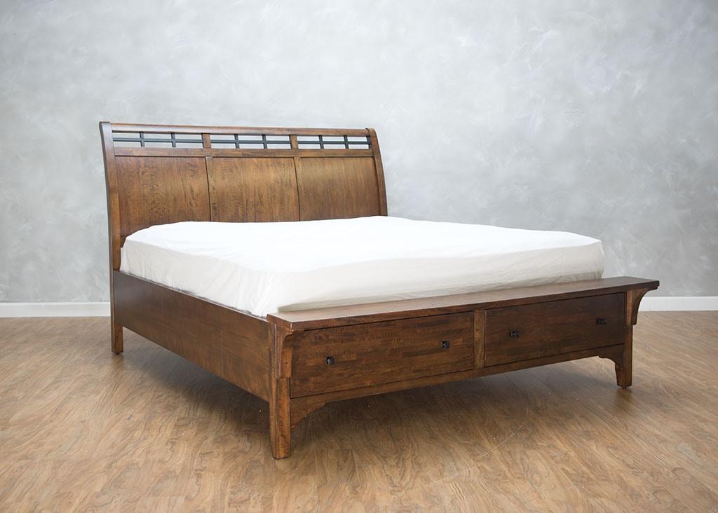 Whistler Retreat Queen Bed