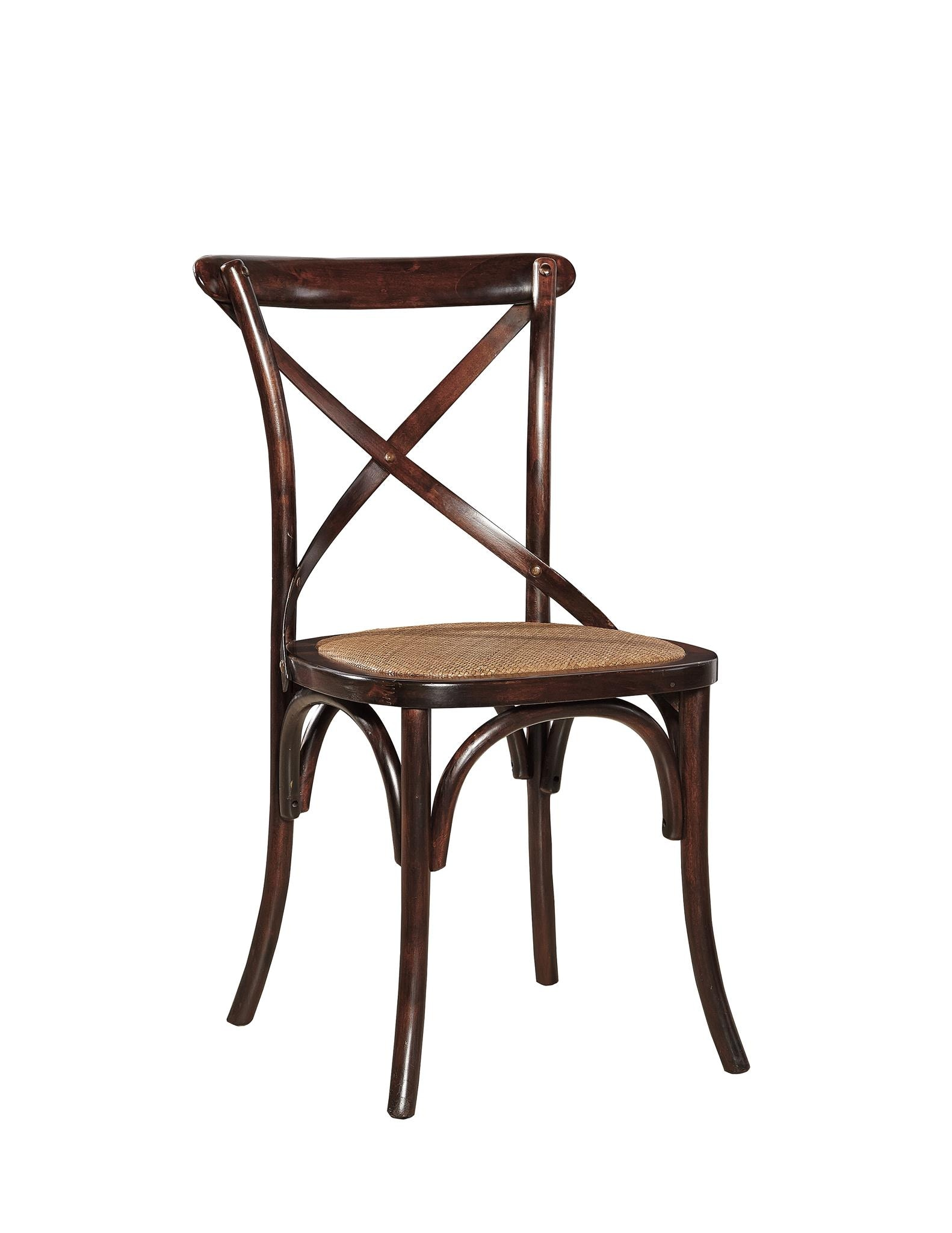 Exceptionnel Furniture Classics, LTD Cafe Chair   Brown 507376