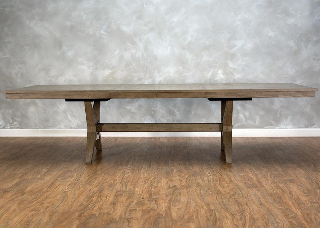 Legacy Classic Furniture Bridgewater Trestle Table G72813