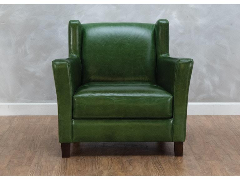 Bella Casa Living Room Emilia Leather Chair Small 560469