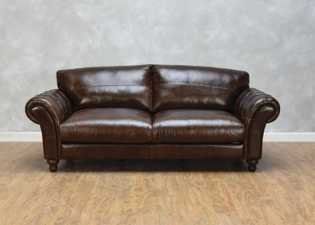 Polo Leather Sofa