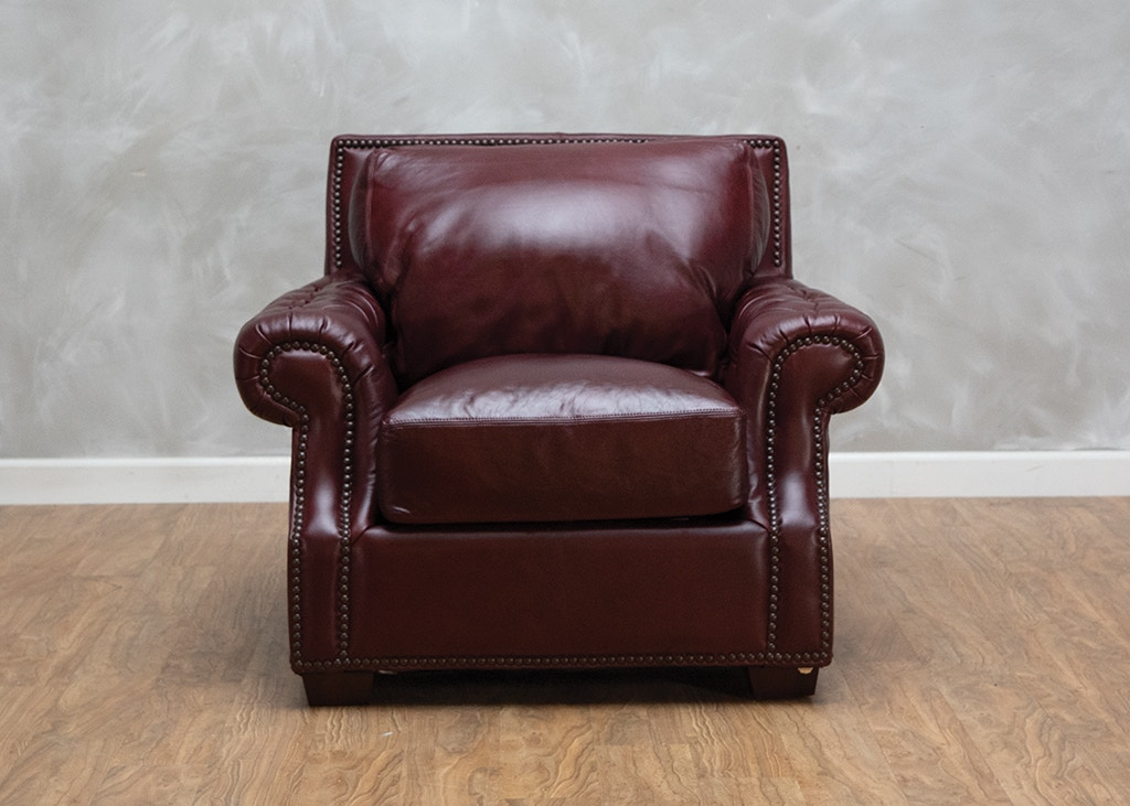 Awesome Maddox Leather Chair Bralicious Painted Fabric Chair Ideas Braliciousco