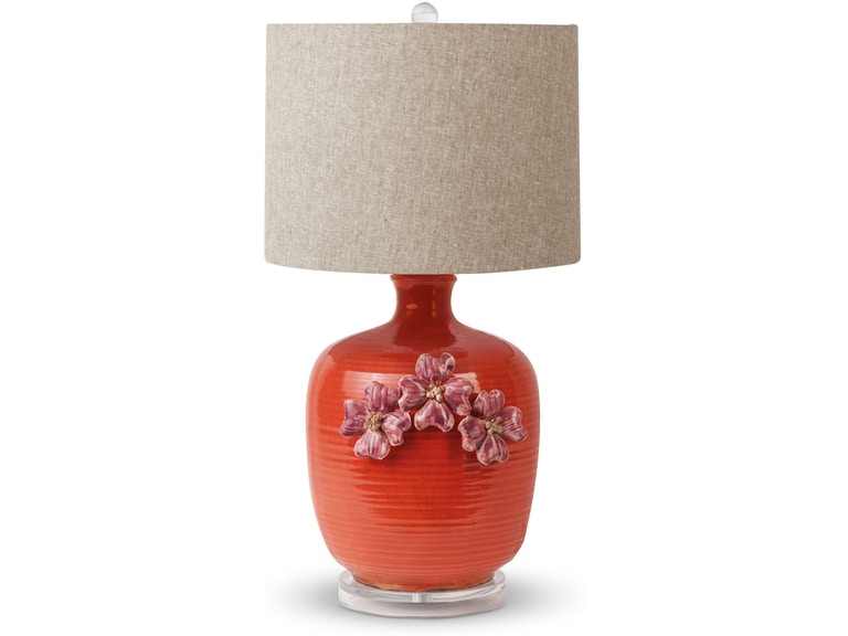 Red Ceramic Table Lamp 1500 Trend Home Design 1500