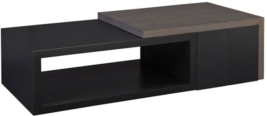 Casana Living Room Kaplan Cocktail Table With Boxes 532799