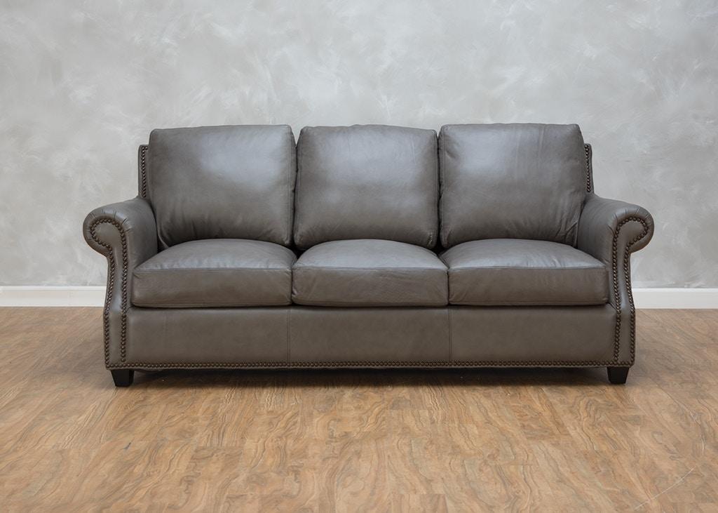 Superbe USA Premium Leather Davis Sofa 552006