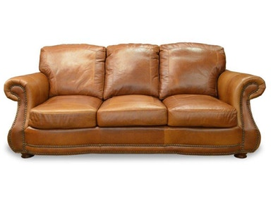 Usa Premium Leather Living Room Brady Sofa 517212 Kittle S Furniture Indiana