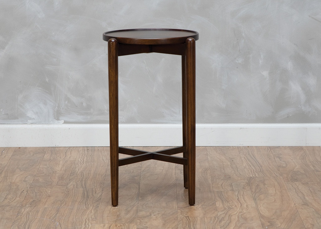 Hekman Mid Century Modern Side Table 560175