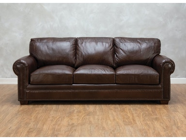 Usa Premium Leather Canterbury Sofa 565458