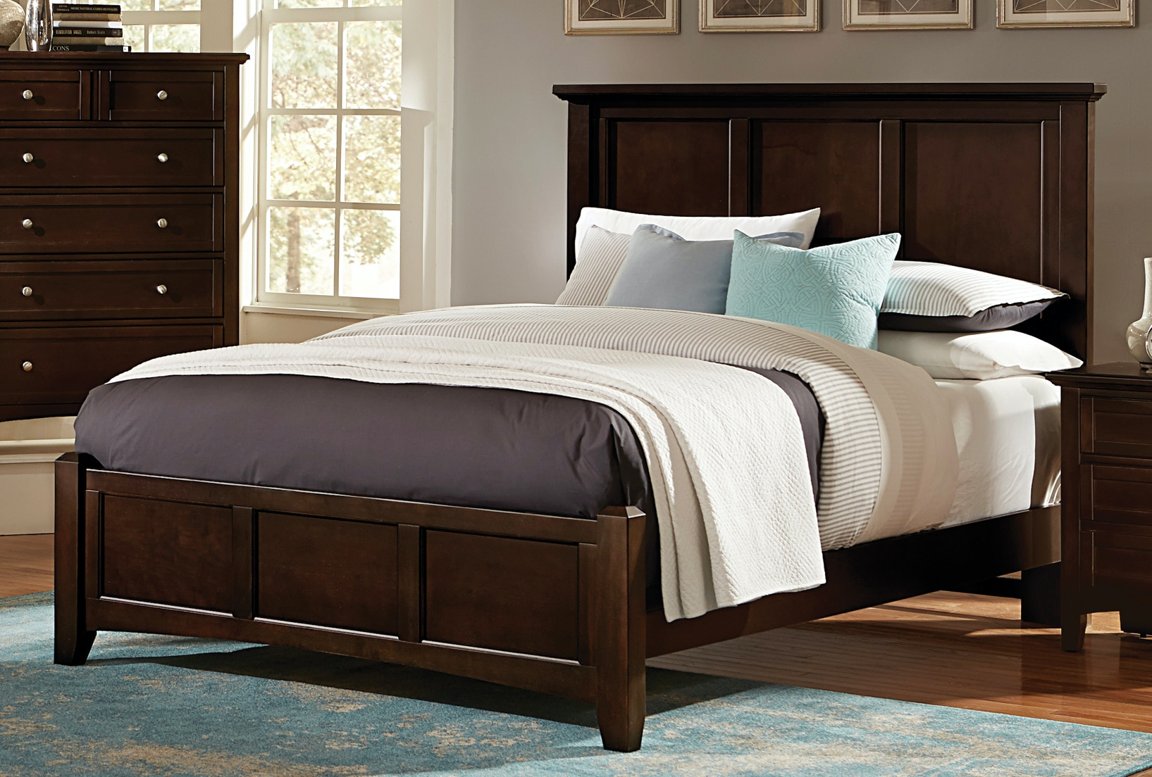 Bedroom Beds Kittle S Furniture Indiana