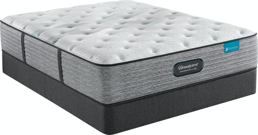 harmony lux carbon king plush pillow top mattress only
