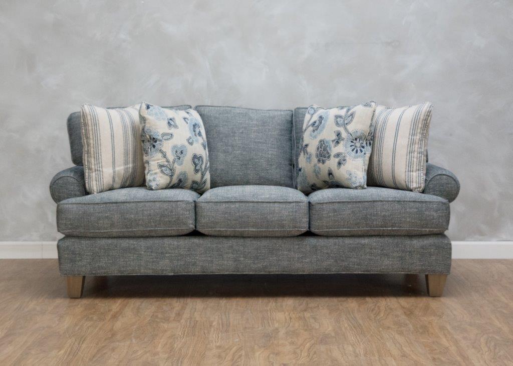 Craftmaster Living Room Gentry Shallow Sofa 555172