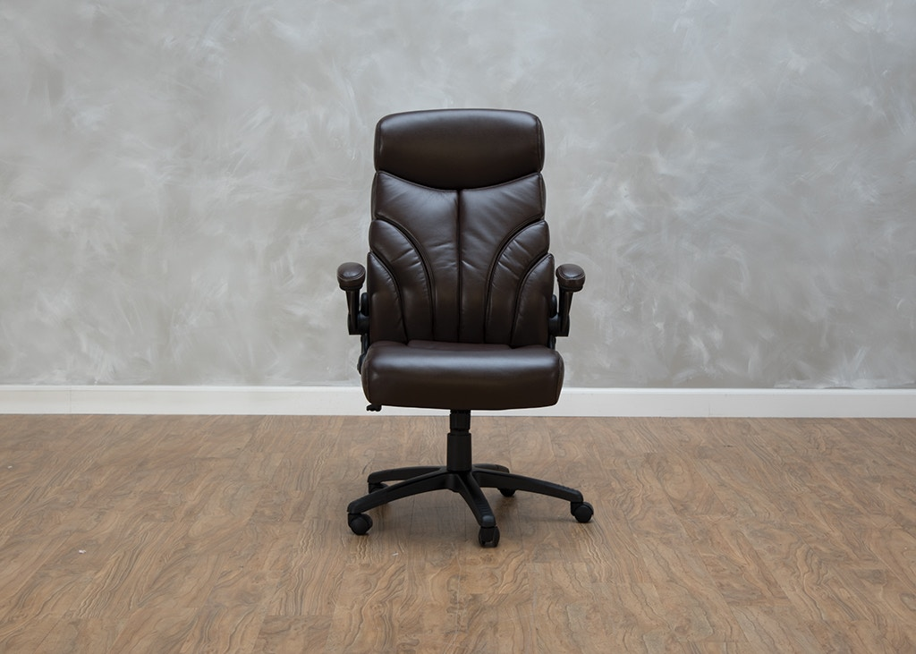 Acclaim Desk Chair   Mahogany 548860