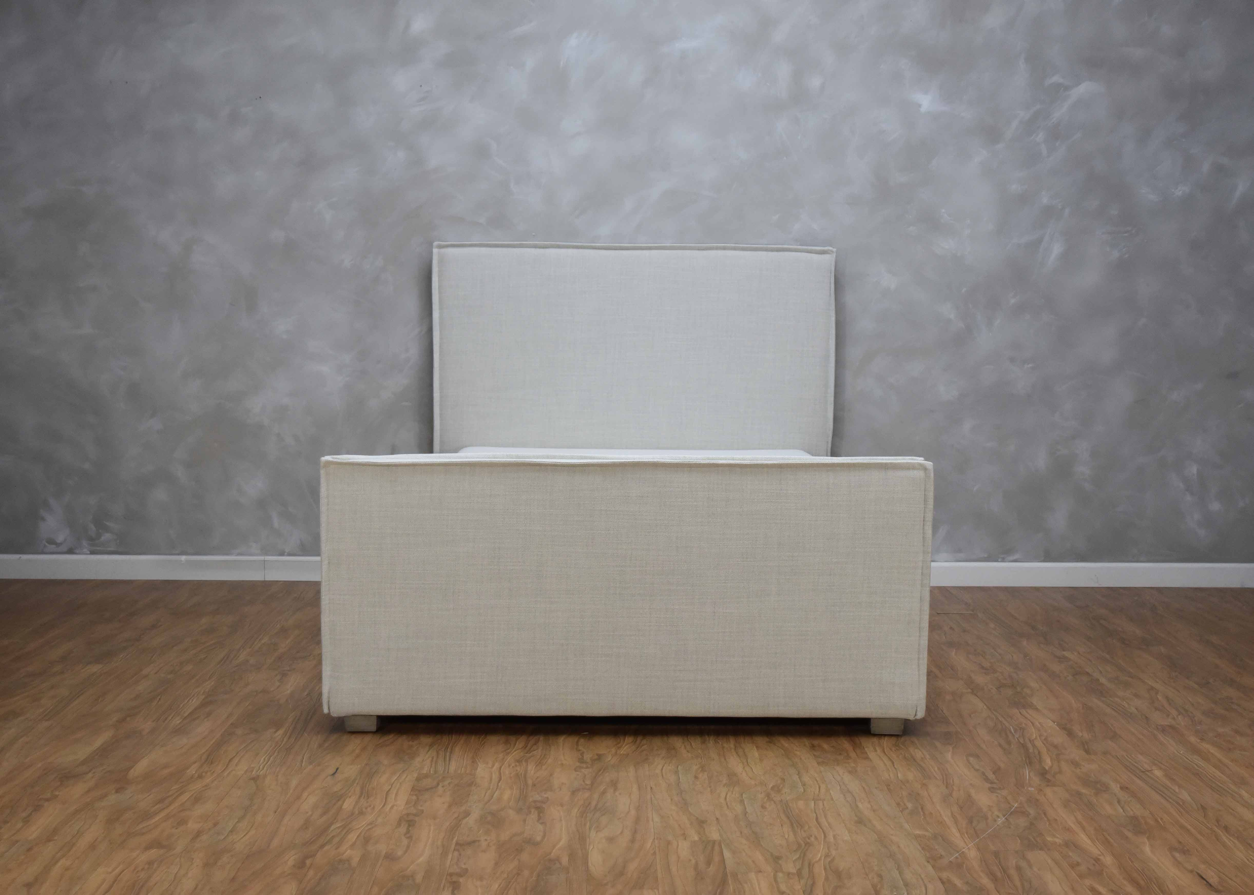 Image of: Bernhardt Bedroom Sawyer Queen Bed 2530 Kittle S Furniture Indiana