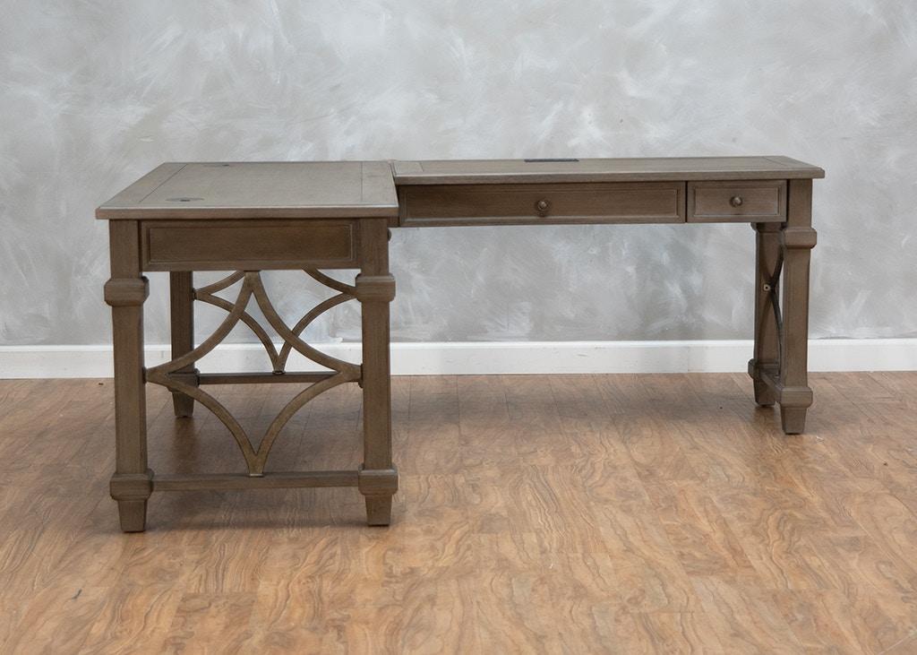 Martin Furniture Carson Two Piece Open L Desk 560011