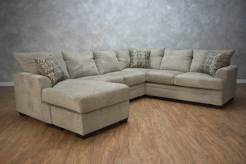 Republic Jazz 2 Piece Sectional G73931
