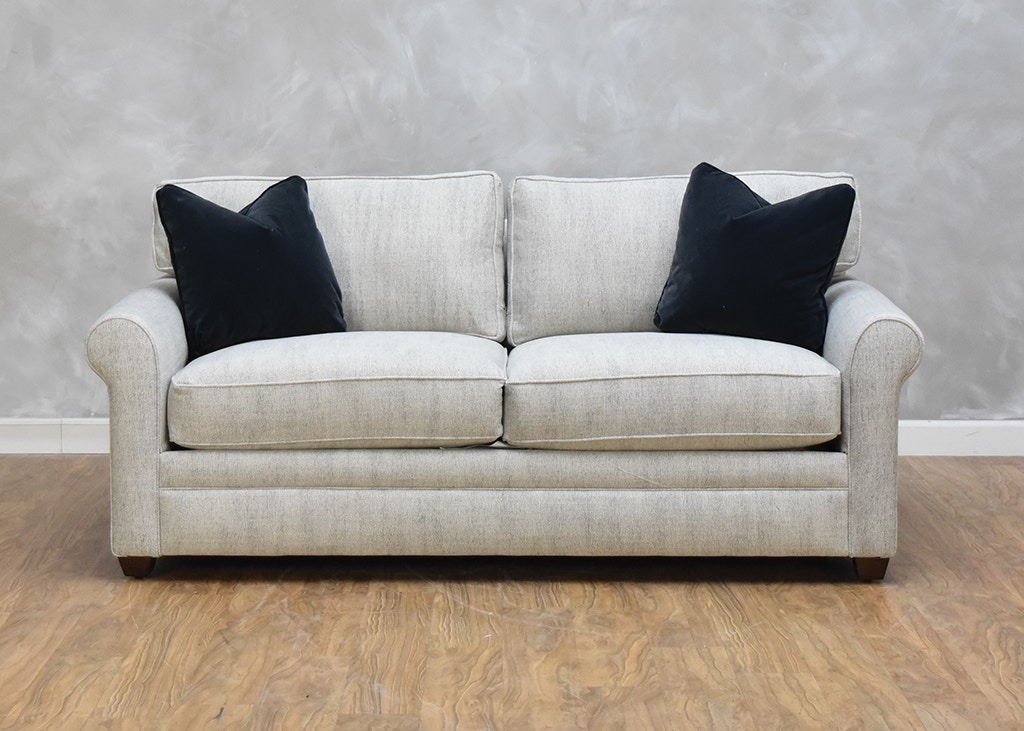 Klaussner Living Room Your Way Apartment Sofa 567106