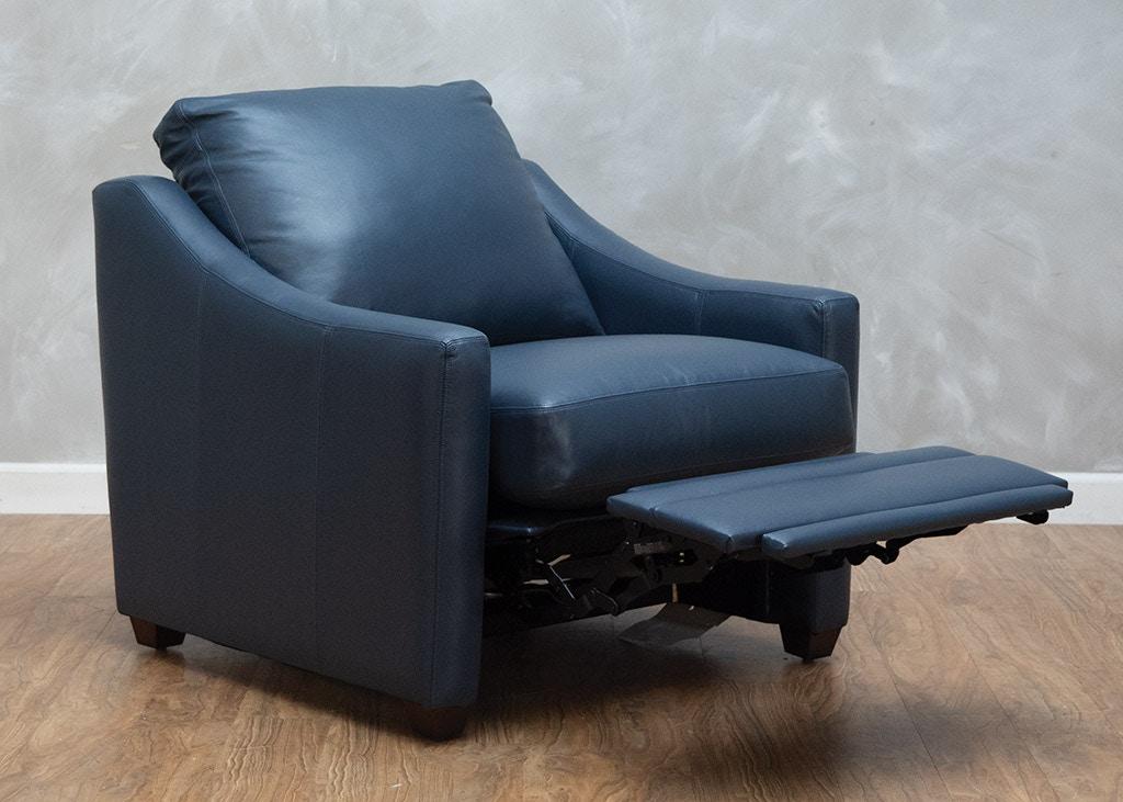 Astounding Hanna Leather Power Recliner Alphanode Cool Chair Designs And Ideas Alphanodeonline
