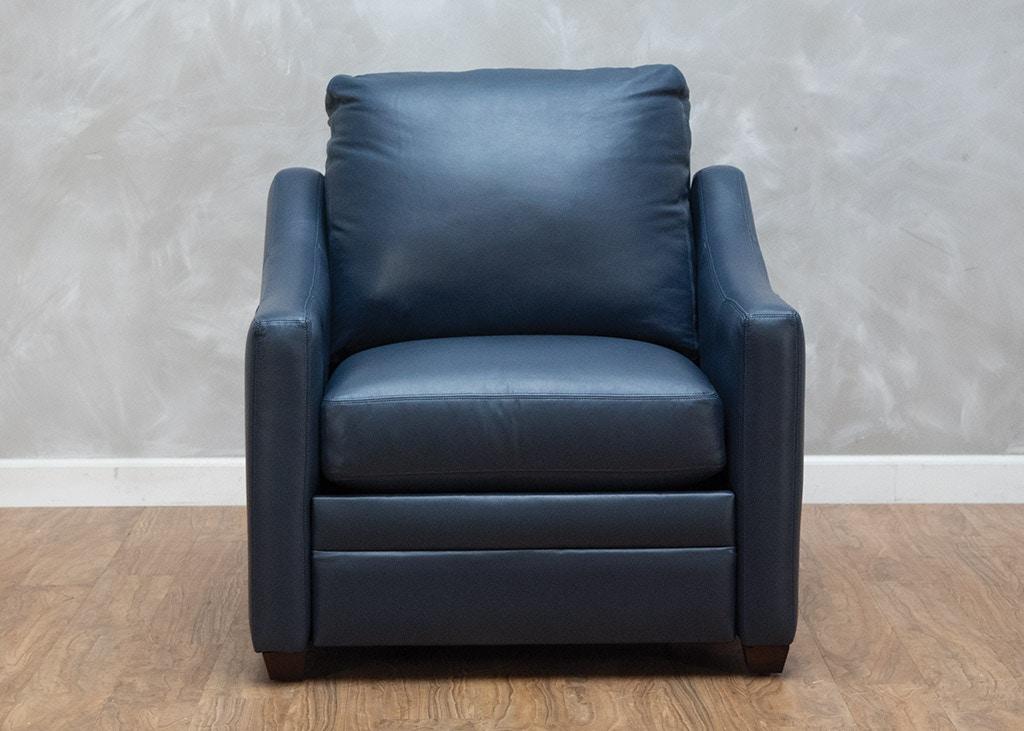 Stupendous Hanna Leather Power Recliner Alphanode Cool Chair Designs And Ideas Alphanodeonline