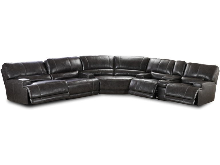 Easy Living Motion Bliss 3 Piece Reclining Sectional