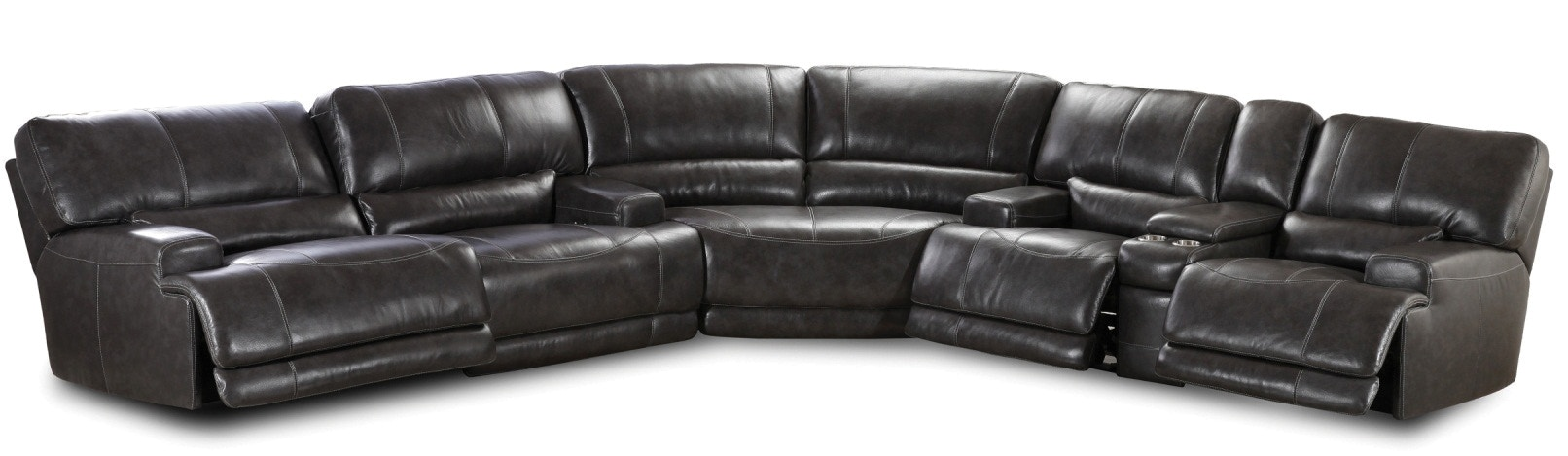 Easy Living Motion Bliss 3 Piece Reclining Sectional G65382