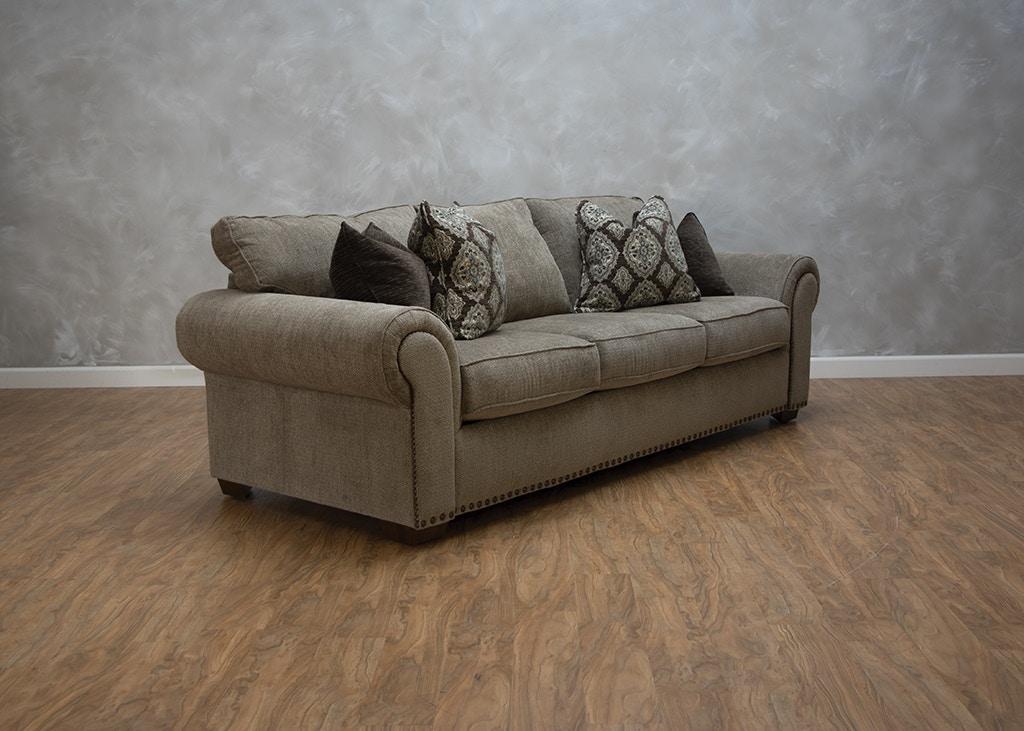 Klaussner Living Room Topton Sofa 549983 Kittle S Furniture Indiana