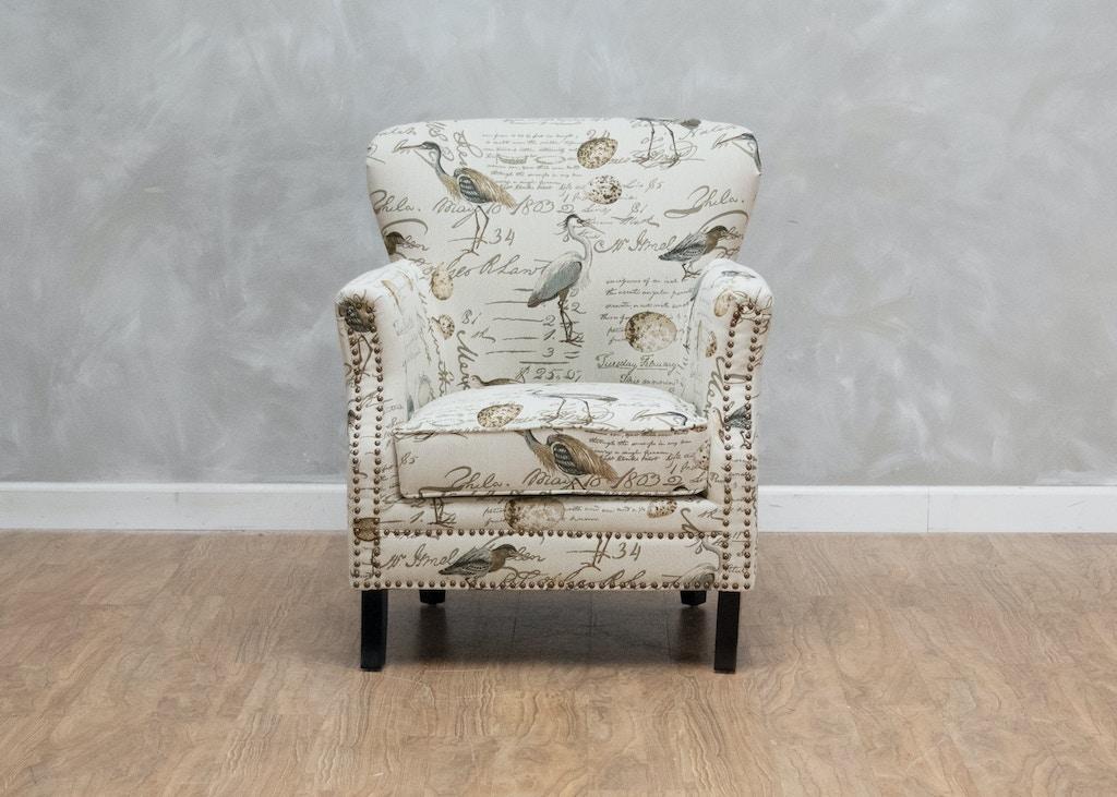 Superb Phoebe Cream Chair Short Links Chair Design For Home Short Linksinfo