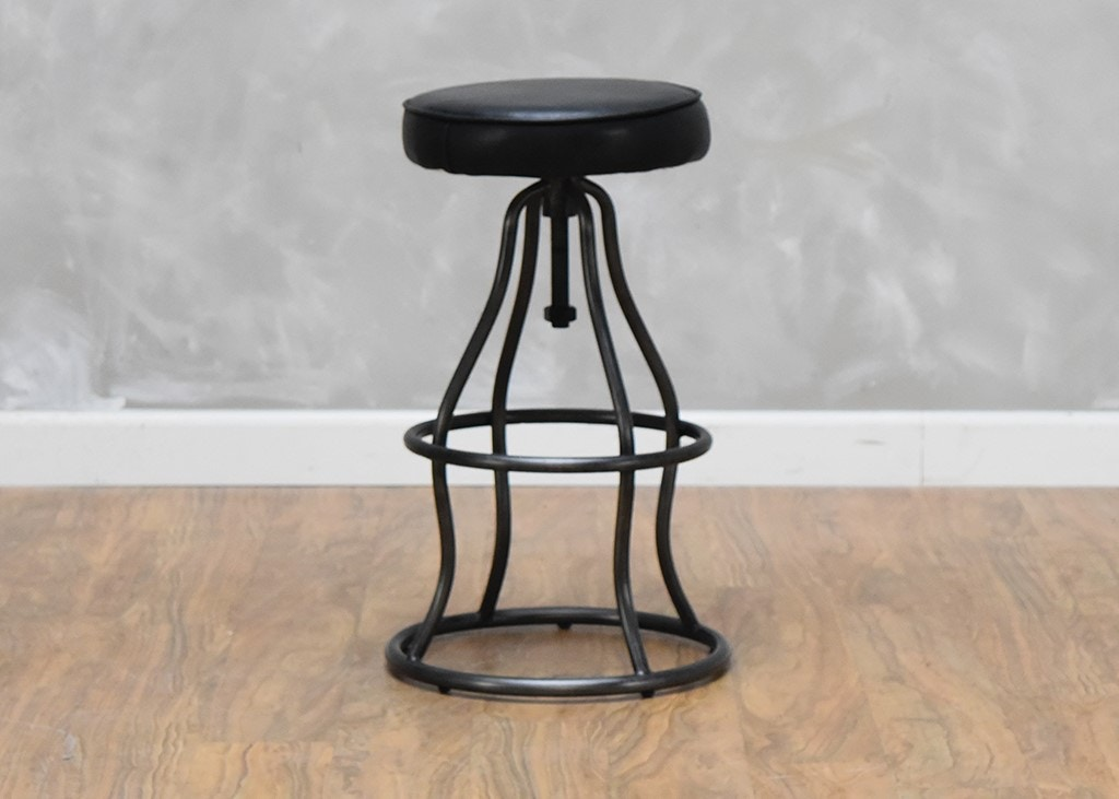Peachy Bowie Bar Stool Black Creativecarmelina Interior Chair Design Creativecarmelinacom