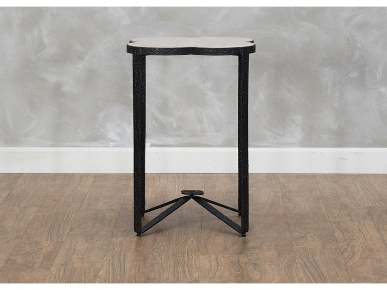 Gabby Home Cynthia Side Table 556611 Kittle S Furniture Indiana