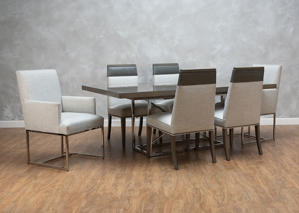 Vanguard Furniture Dining Room Burroughs Dining Table 560278