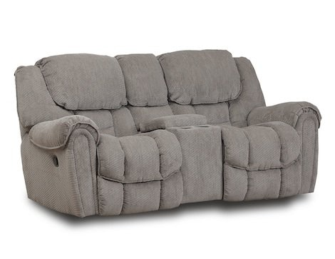 HomeStretch Del Mar Rocking Loveseat With Console 000004550030 At  Gustafsonu0027s Furniture And Mattress