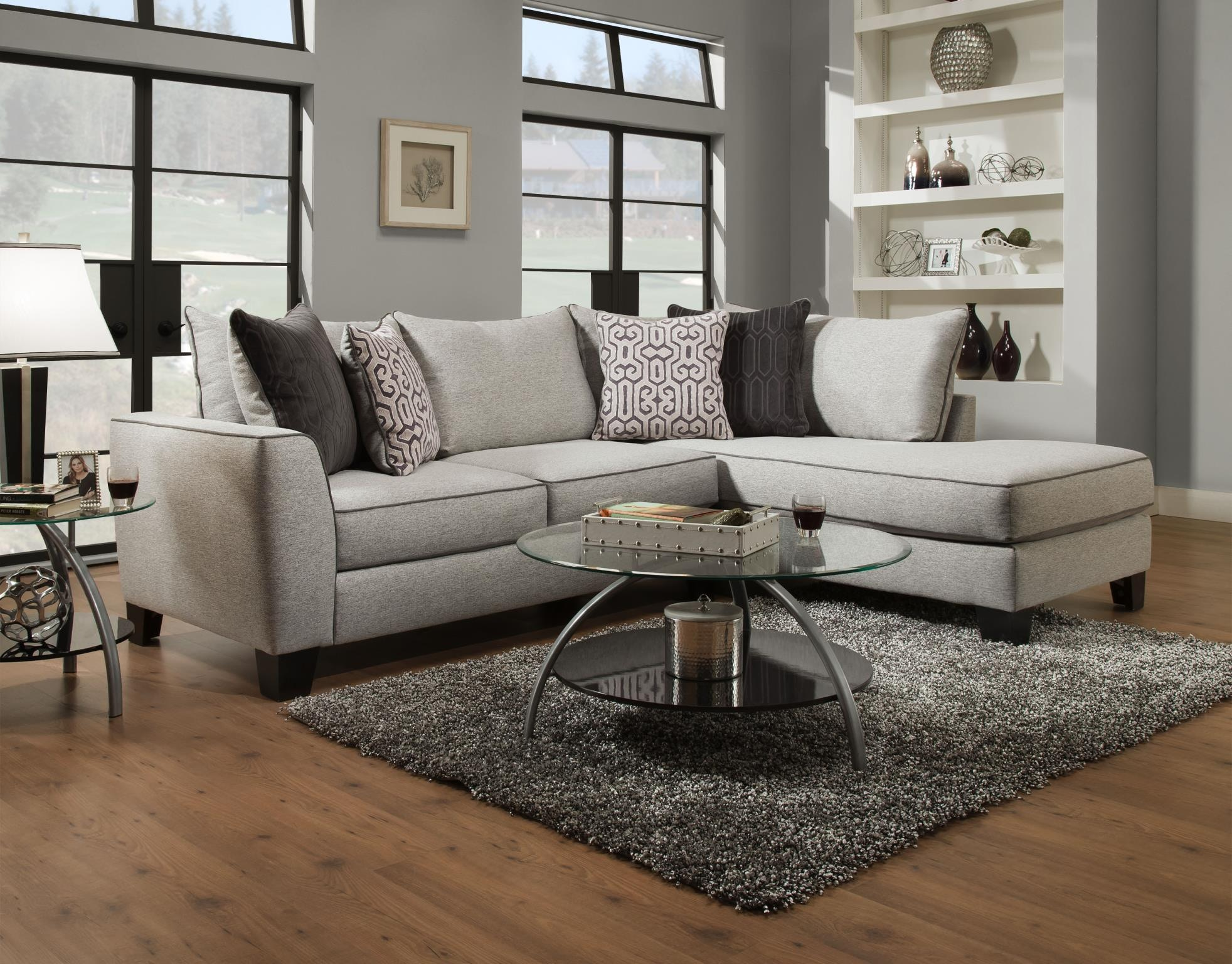 Genial Albany Trounce LAF Sofa 000008369460 At Gustafsonu0027s Furniture And Mattress
