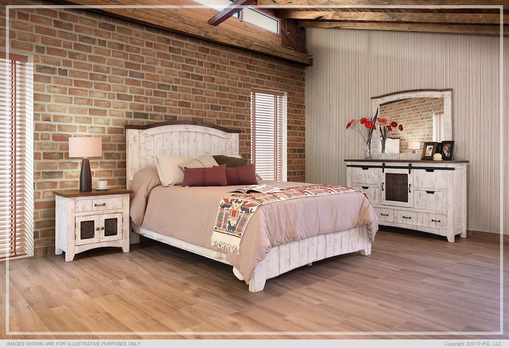 naples home finish homestyles queen styles bed white