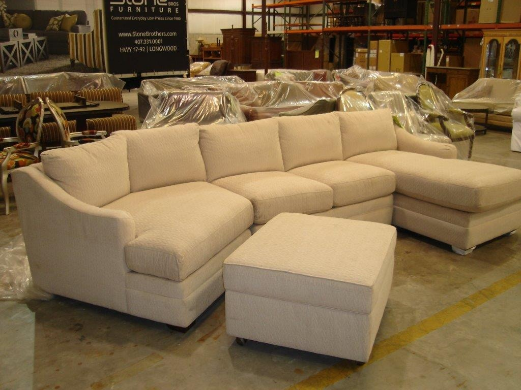 Charmant Slone Clearance Center Living Room ZBRKS 4 Piece Sectional 539 At Slone  Brothers
