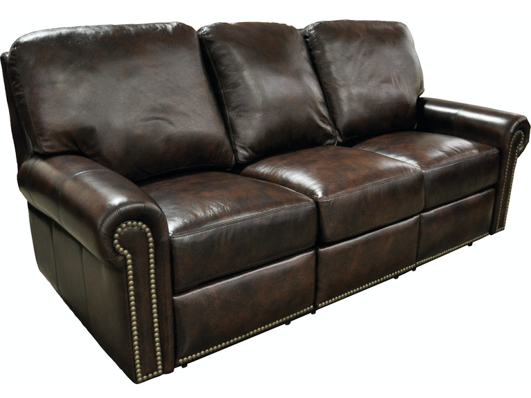 Slone Clearance Center Divani All Leather Sofa Made In The Usa