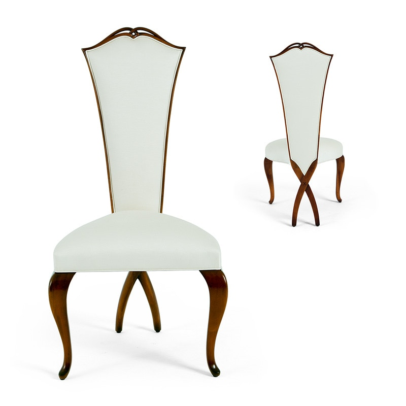 Christopher Guy Dining Room Sadie Side Chair 30 0047 At Noel Furniture