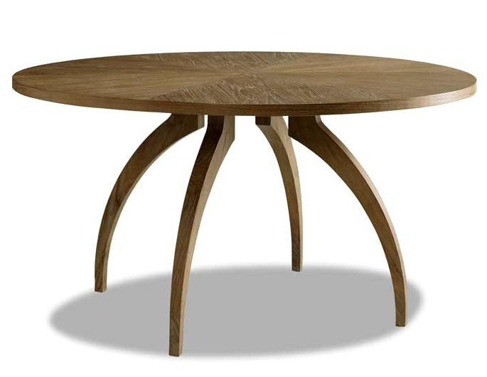 Brownstone Dining Room Atherton Round Dining Table AT301 At Noel Furniture