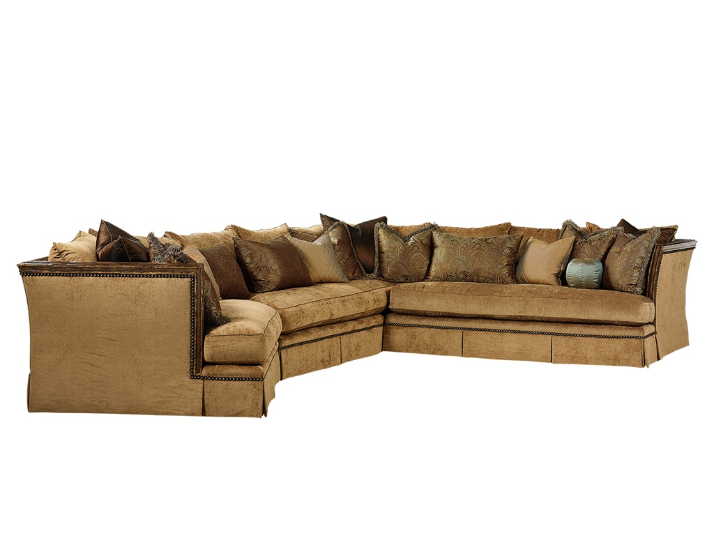 BOSEC. Brioni Sectional · BOSEC · Marge Carson  sc 1 st  Noel Furniture : marge carson bentley sectional - Sectionals, Sofas & Couches