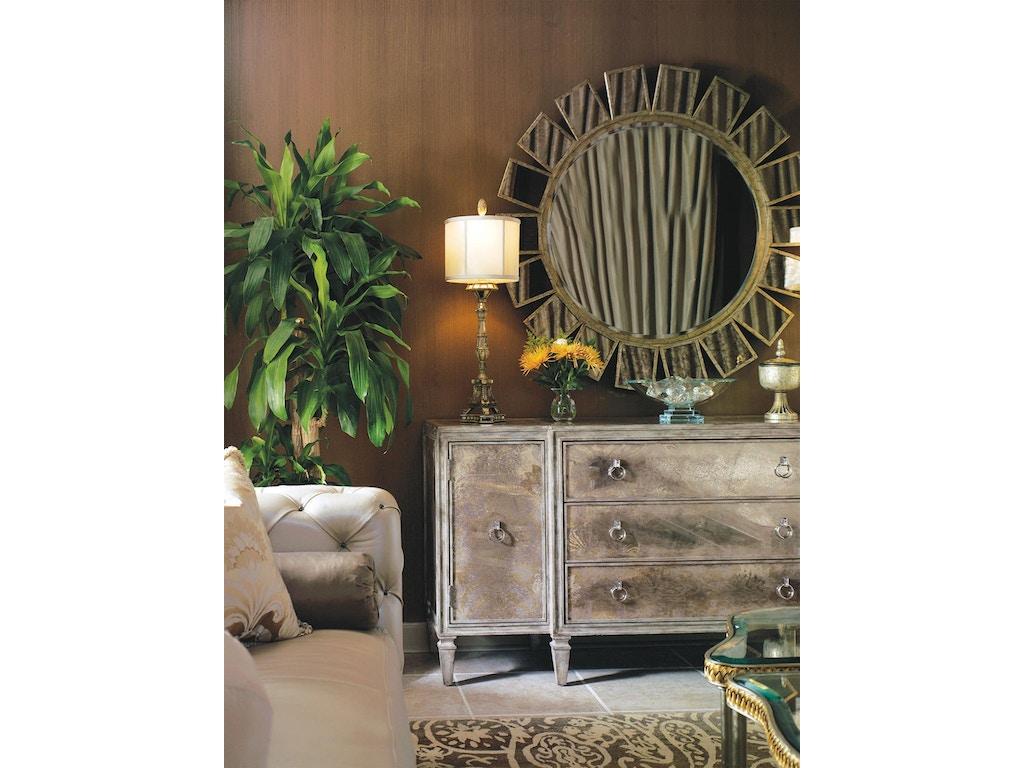 Marge Carson Dining Room Design Folio Credenza/Dresser DSF10-2 ...