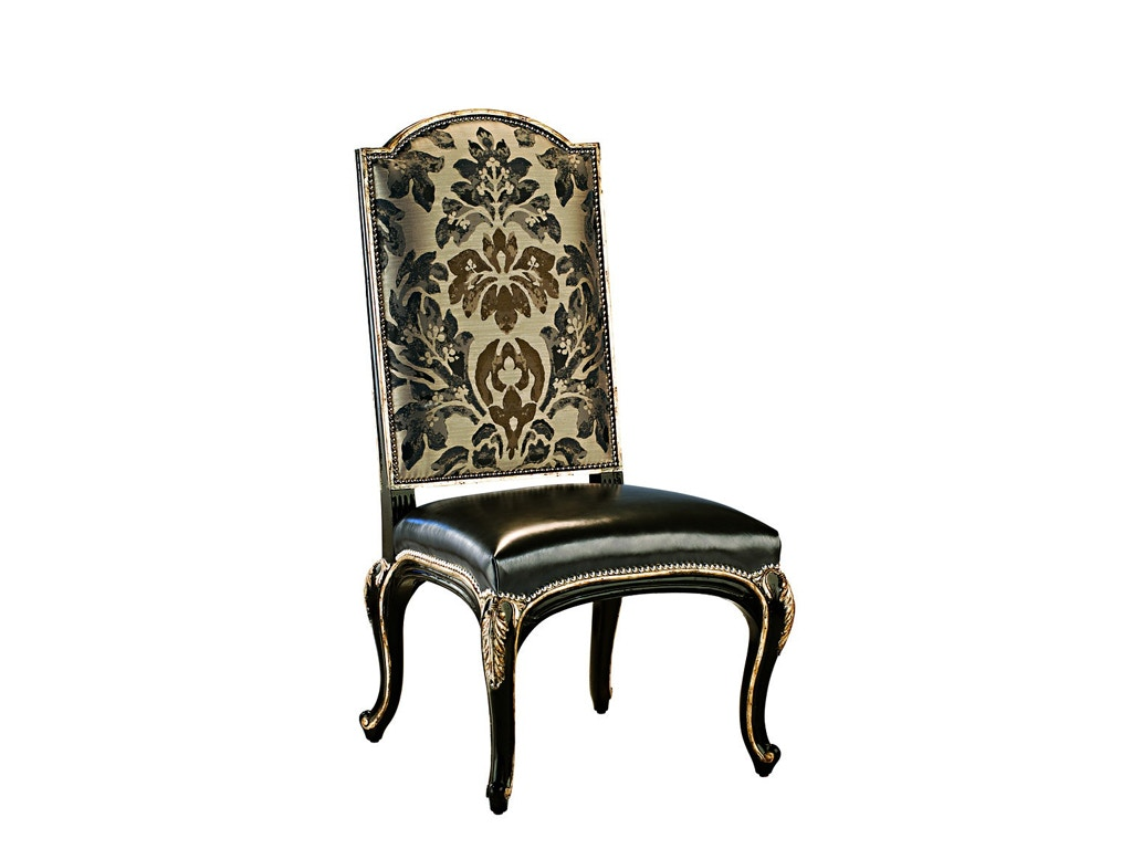 Marge Carson Piazza San Marco Side Chair PSM65 1