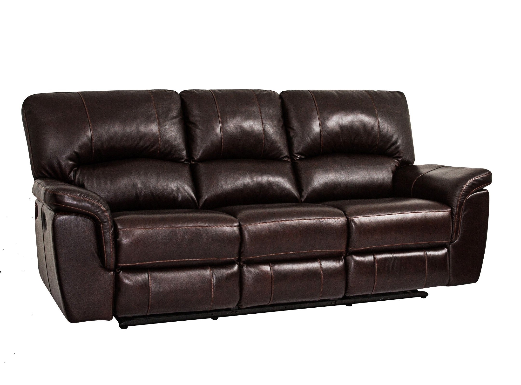 Merveilleux 202015. Reclining Leather Sofa