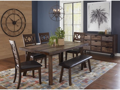 Dining Room Tables - Hansens Furniture - Modesto and Winton CA Showrooms