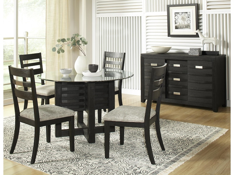 Round Table Ceres Ca.Jofran Dining Room Round Table Chairs 606006 632046 Hansens