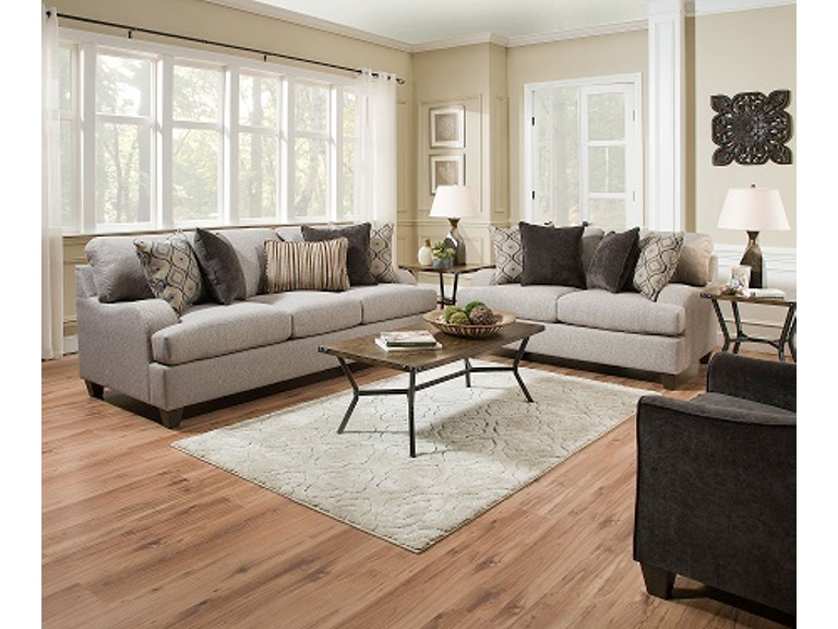 Simmons Upholstery Living Room Sofa Love 298001255 Available At Hansens Furniture In Modesto And Quality